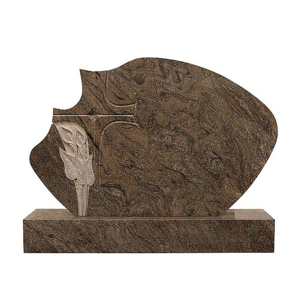 Floral Memorial Headstones 3