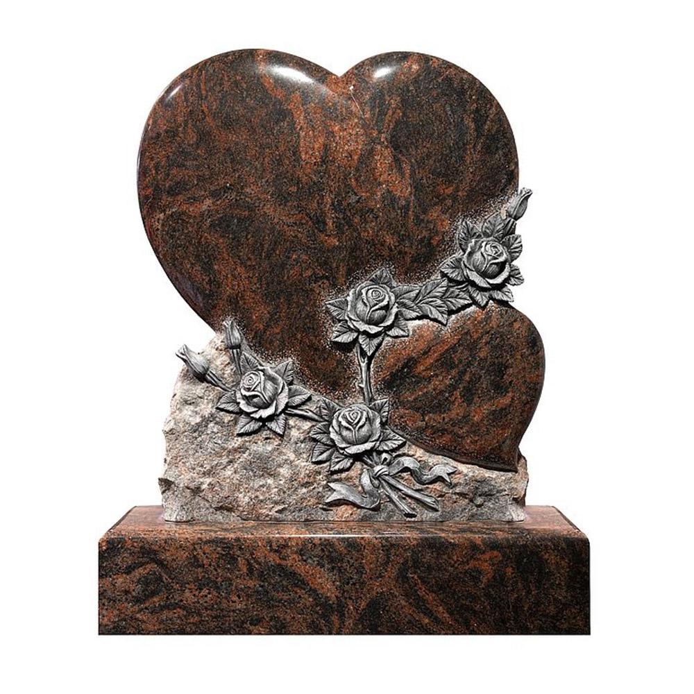 Floral Memorial Headstones 6