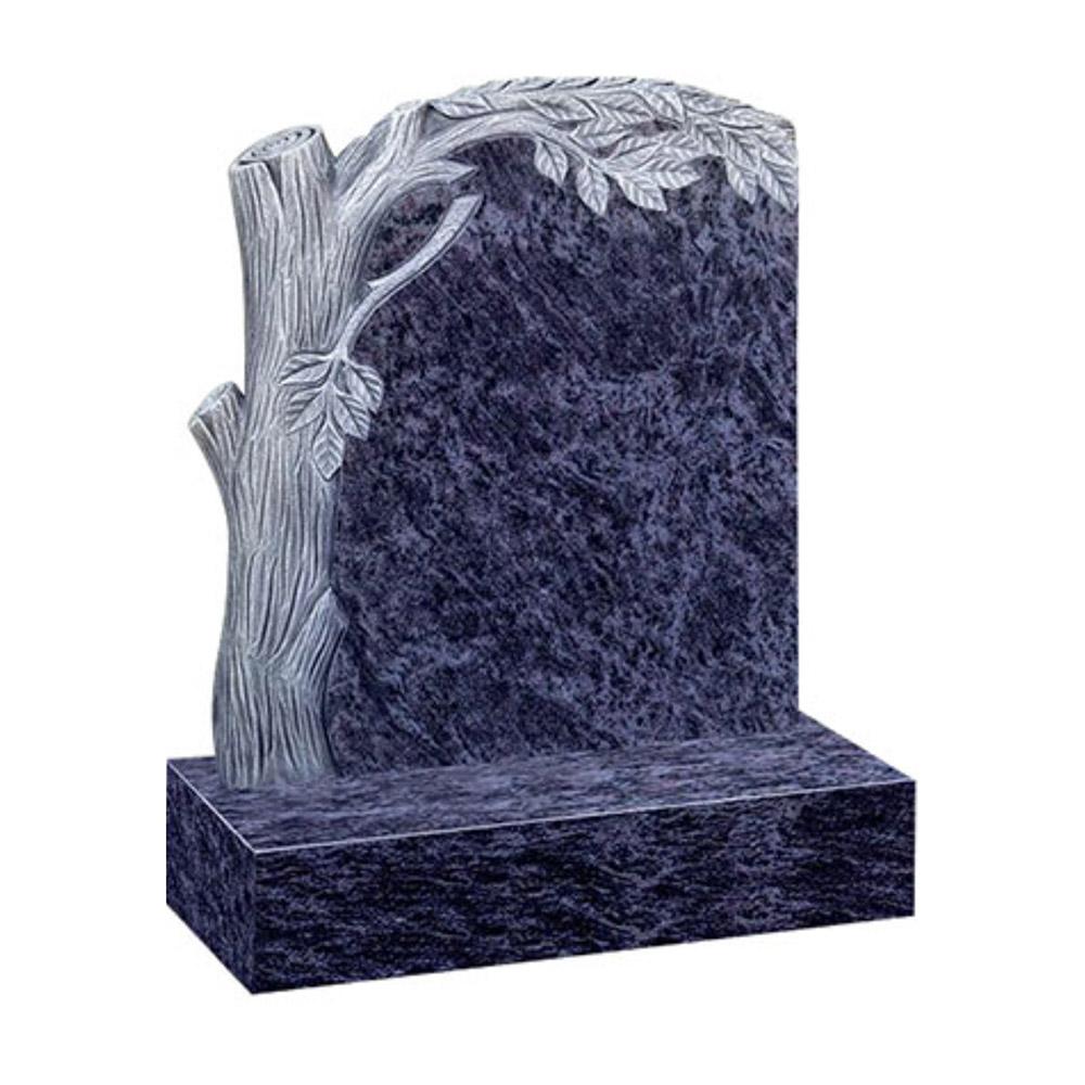 Floral Memorial Headstones 7