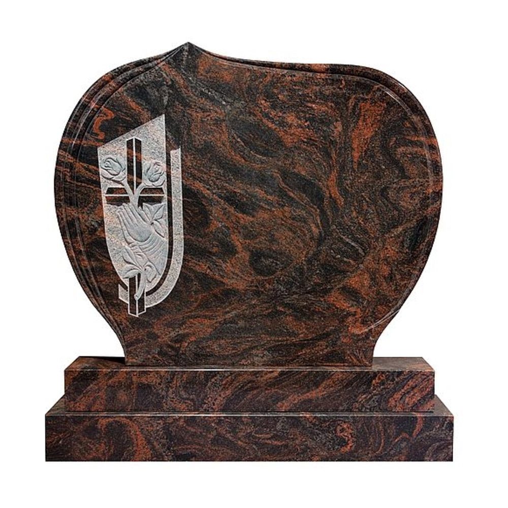 Latin Crosses Memorial Headstones 2