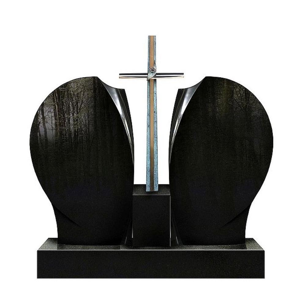 Latin Crosses Memorial Headstones 3