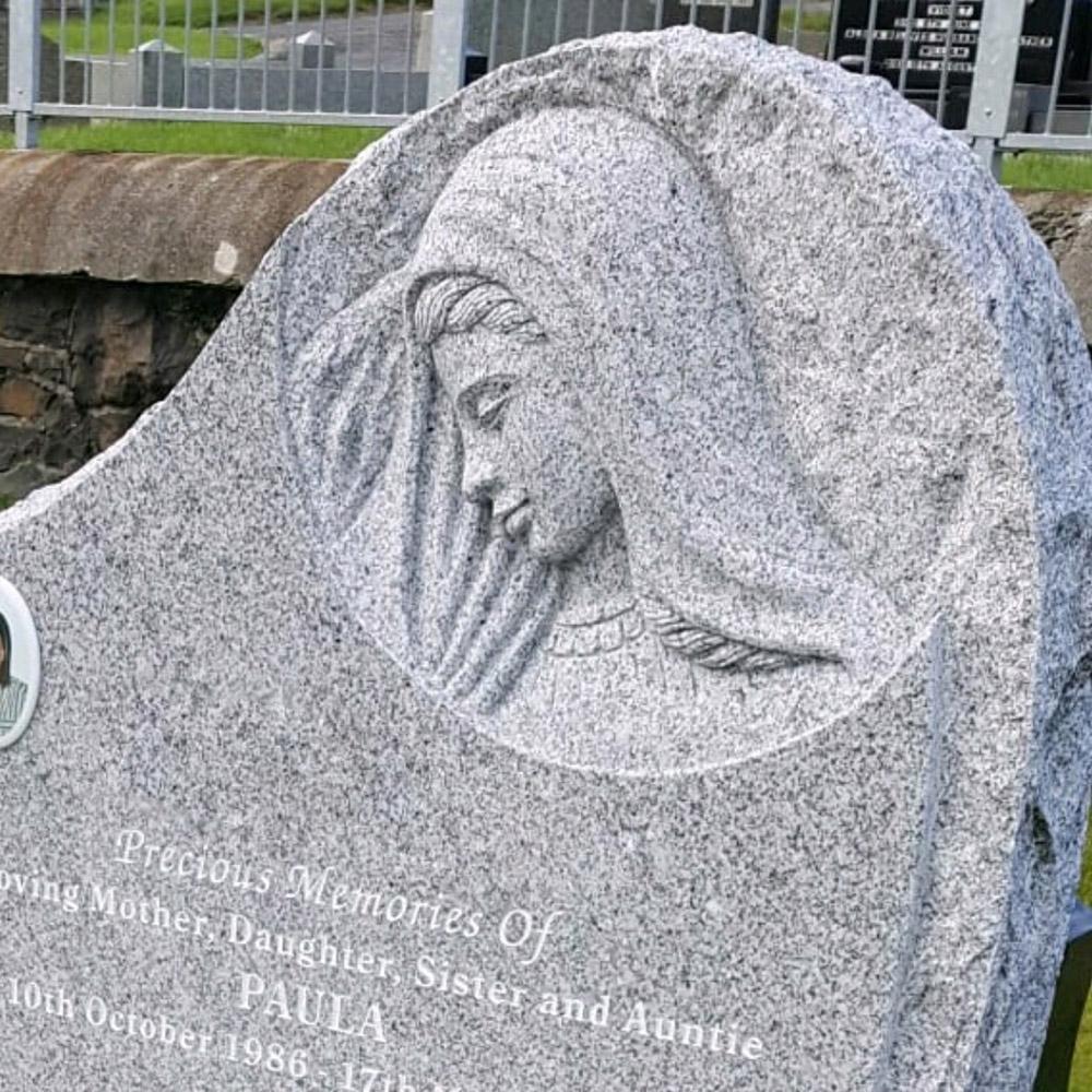 Religious Memorial Headstones 1