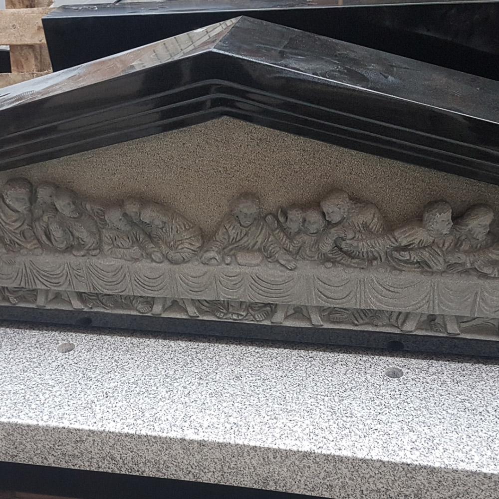 Religious Memorial Headstones 6