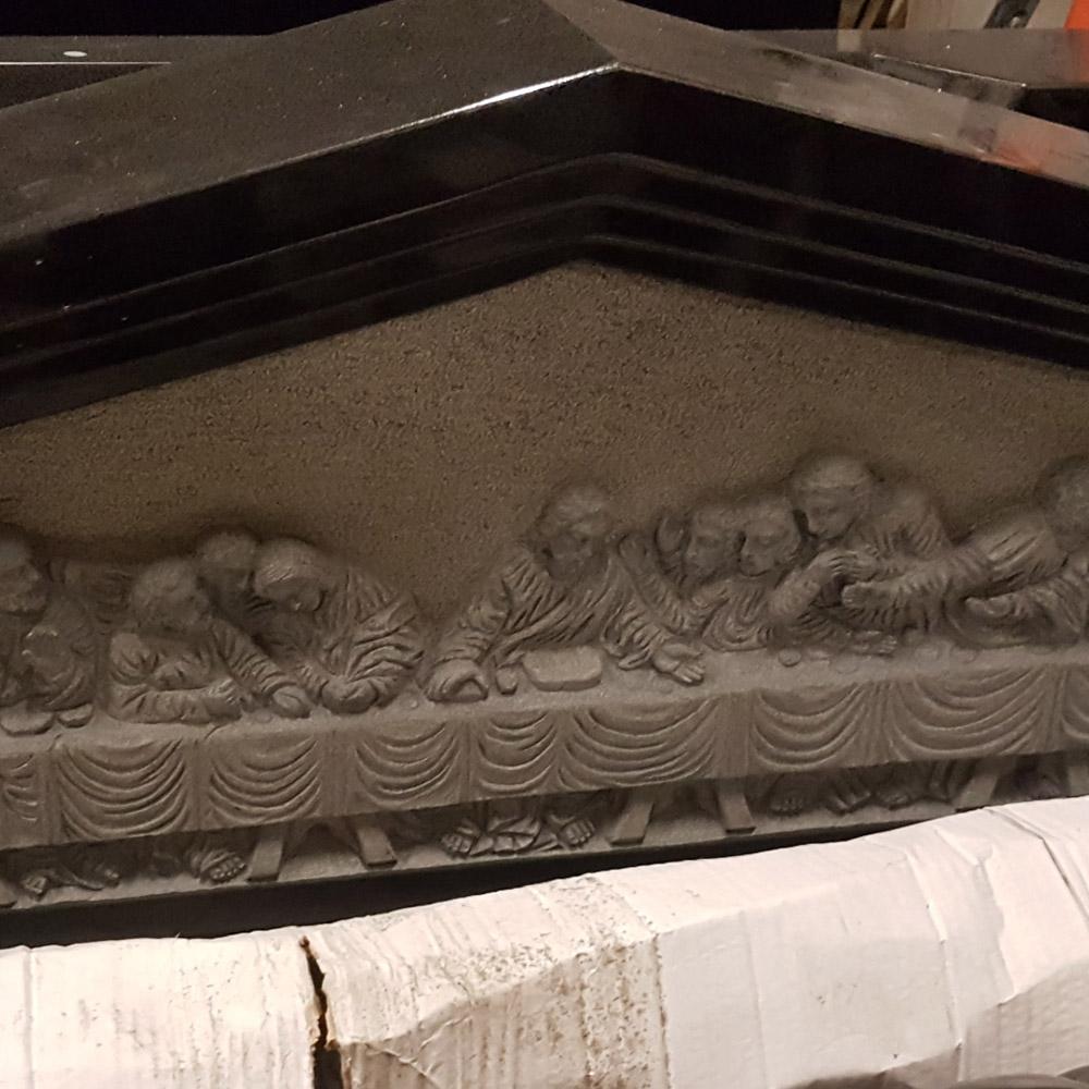 Religious Memorial Headstones 7