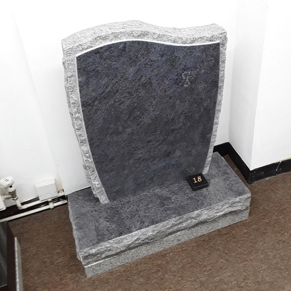 Rustic Memorial Headstones 3